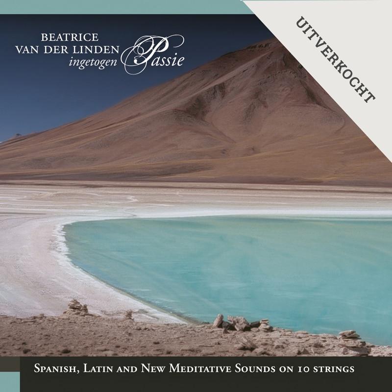 CD COVER - Ingetogen Passie (uitverkocht)